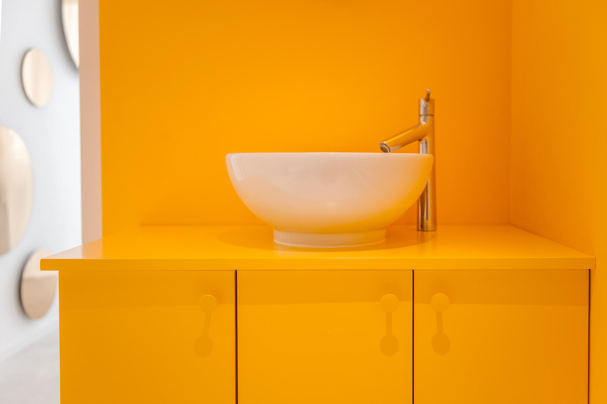 Jupiter łazienka umywalka