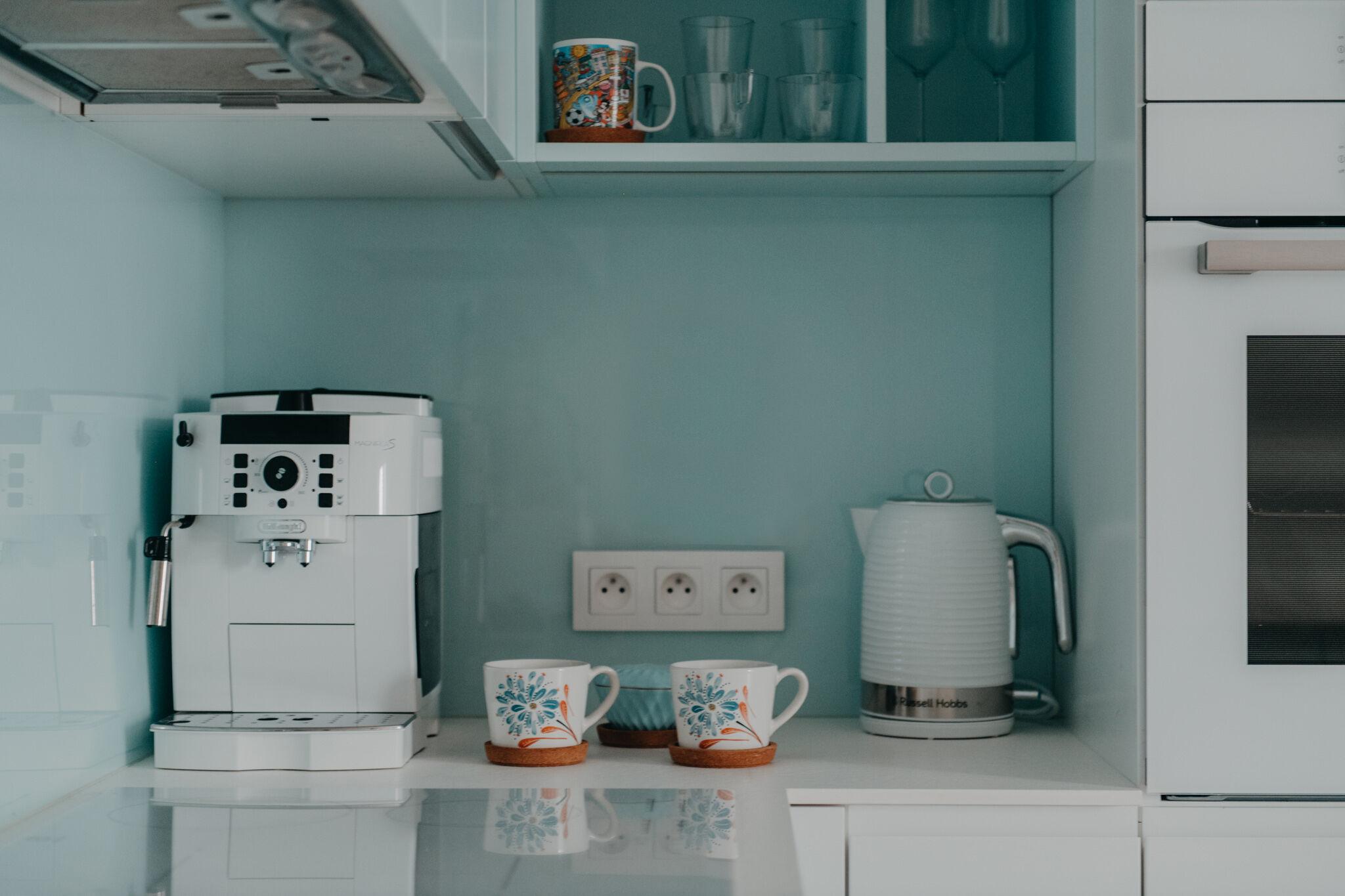 Oceana zestaw do kawy i herbaty