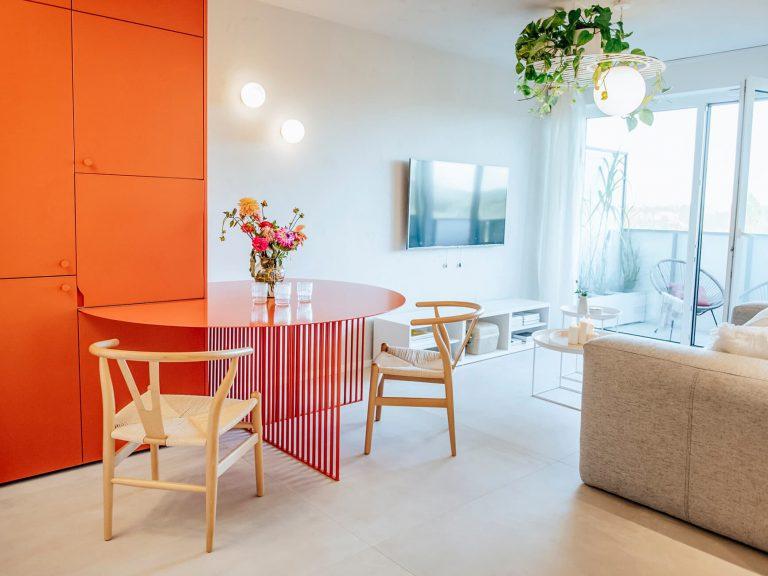 Concorde salon stół sofa